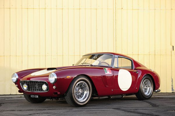 1959 Ferrari 250 Gt Lwb California Spider Competizione For Auction