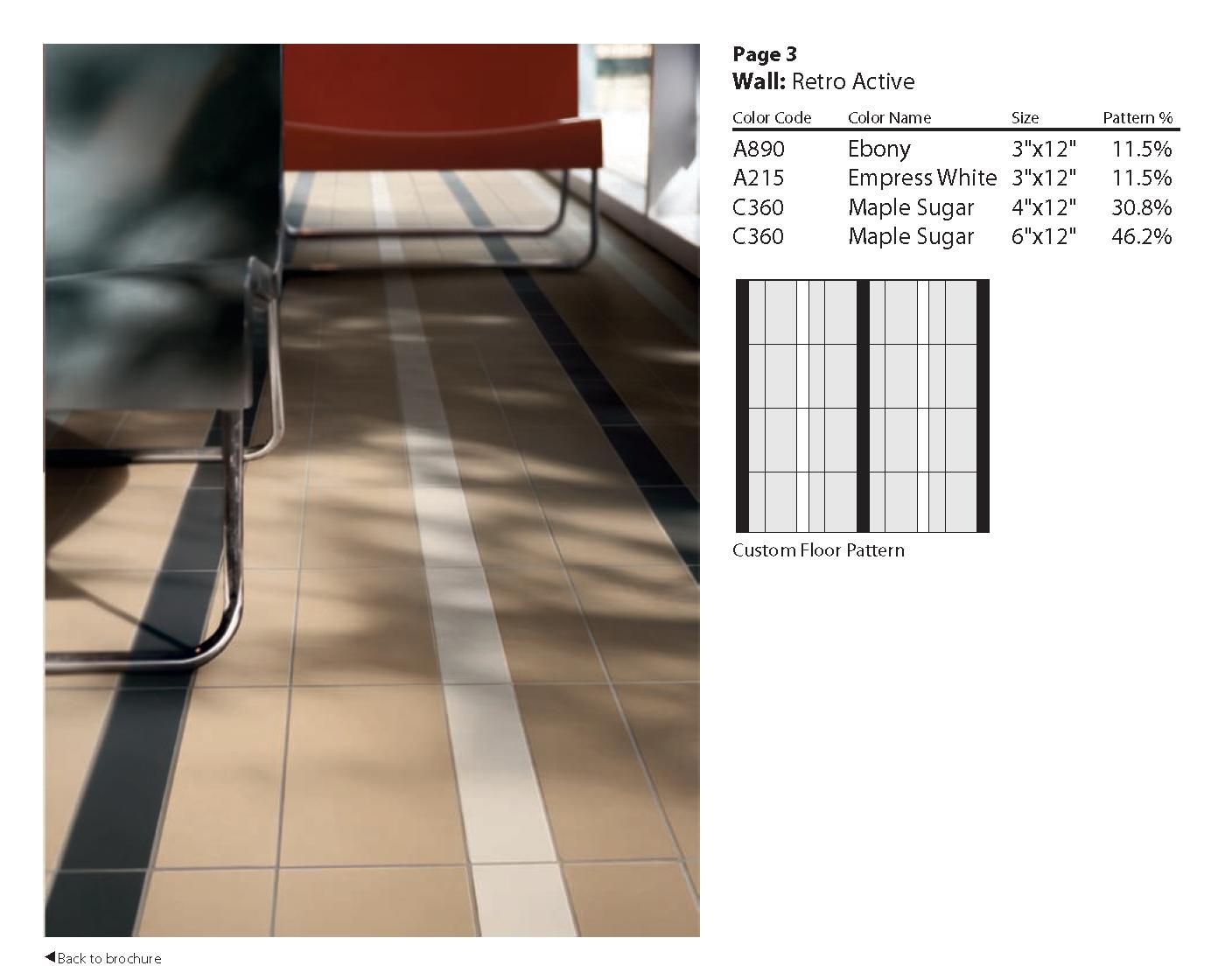 Retro Active | Crossville Porcelain Tile | Pinterest | Porcelain tile