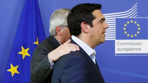 Eurogrupo aprova 10,3 mil milhões de euros para a Grécia