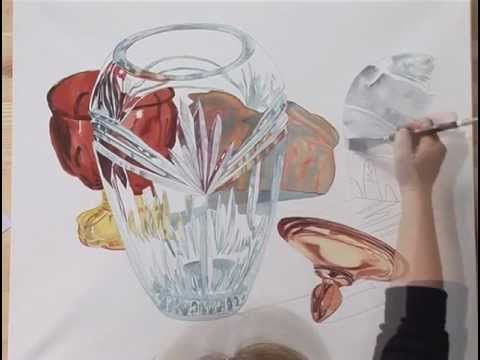 DVD - Stunning Crystal & Glass with Joy Faulknor - YouTube