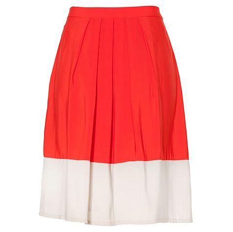 48d89b7bd6 Harlow Pleat Skirt - View All - Skirts - Jacqui E $90 - LOVE | My ...