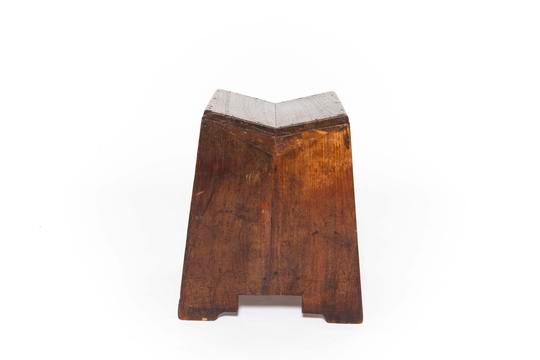 Pierre Jeanneret Sold All Wood Stool Circa 1955 56 Provenance Chandigarh Teak 18h X 16w X 12d Inches 45 7h X 40 6w X 30 5d Cm Nel 2020