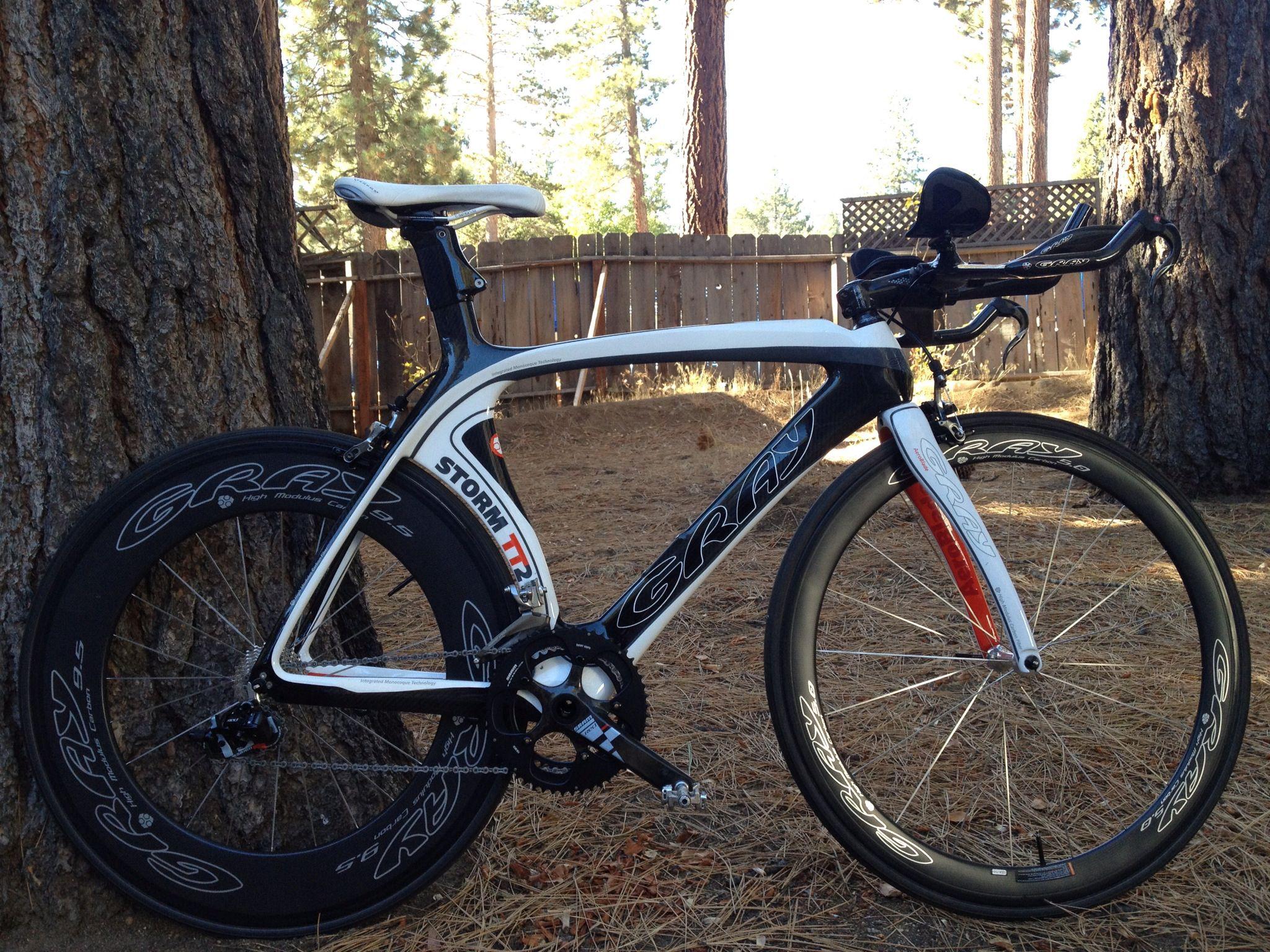 a955896bc0c GRAY Storm TT2 | Carbon Bikes! | Bicycle, Bike, Vehicles
