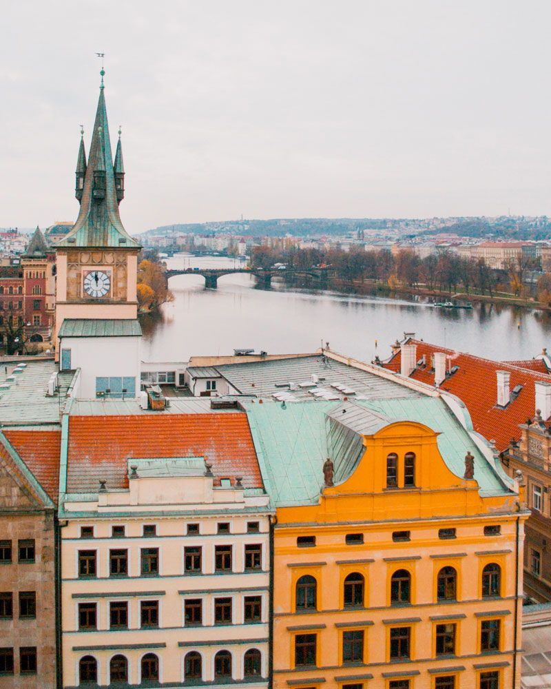Sights prague top in Top sights