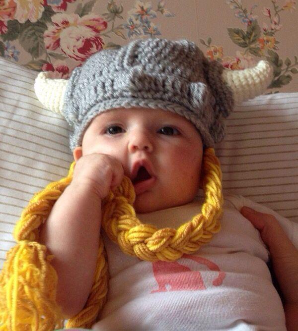 Viking baby today | Vikings | Pinterest