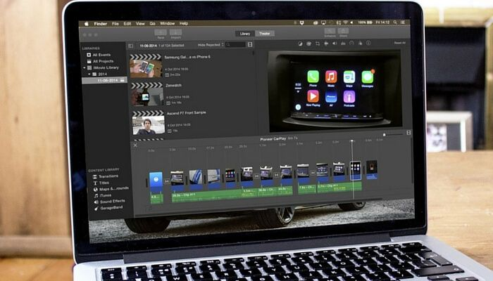 iMovie Project Disappeared? How to Recover iMovie Files
