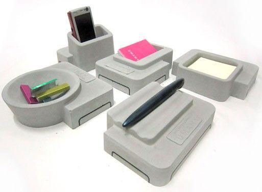 Designer Office Desk Accessories Alluring Design Inspiration