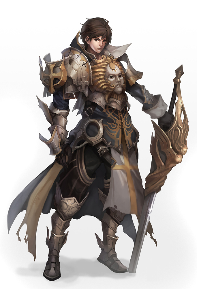 Knight In Full Armor Google Search Inspiration Art Fantastique