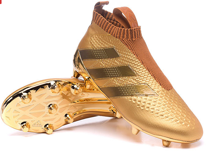 c3fb8ecaa Adidas Ace 16+ GTI Concept Boots FG Gold