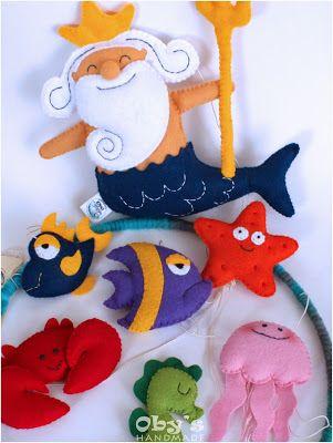 Oby's Handmade: cavalluccio marino