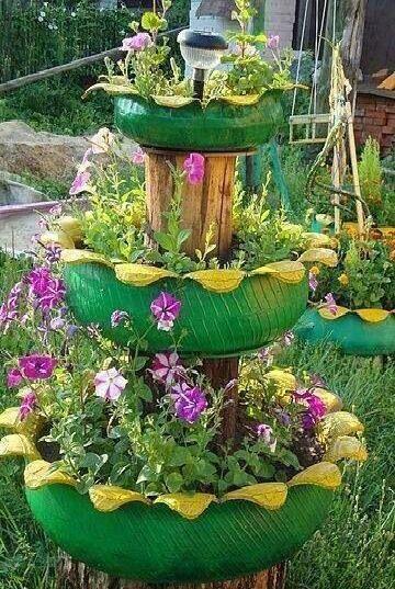 Decoracion hogar decoracion diy manualidades comunidad for Arreglos de jardines con macetas
