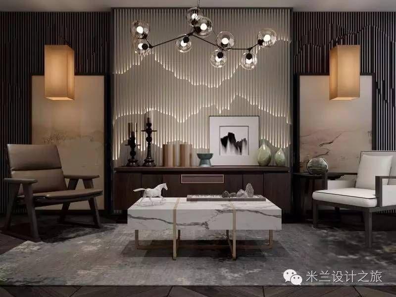 新中式家具组合 轻装逆袭 Chinese Style Interior Chinese