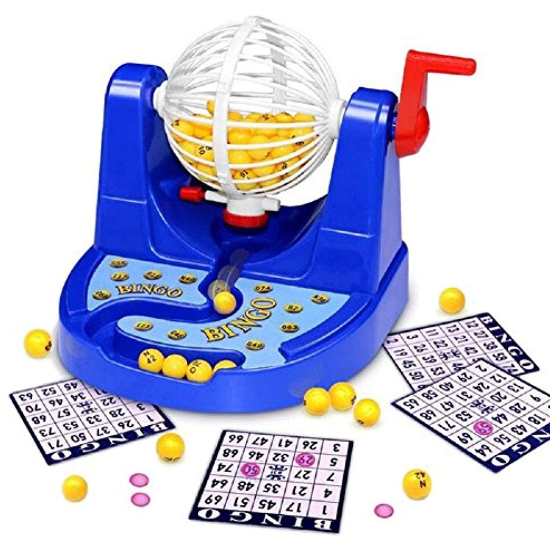 Ssj Children S Educational Bingo Set Lottery Party Game New