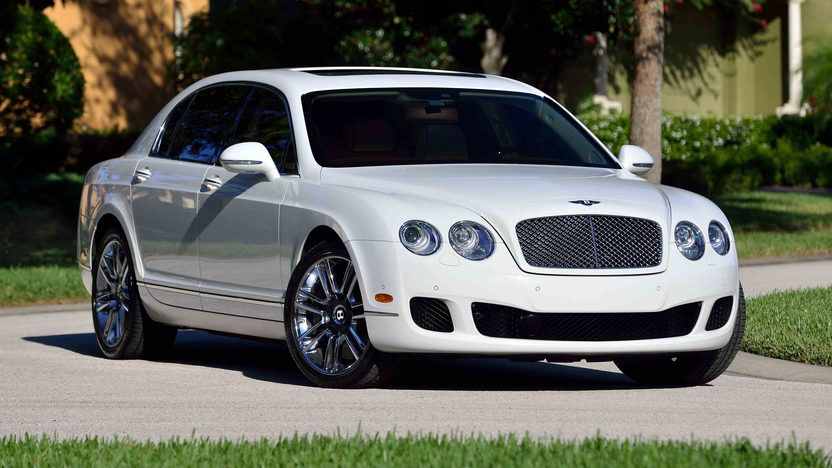 2010 Bentley Continental Flying Spur S245 Kissimmee 2016 Bentley Continental Bentley Flying Spur