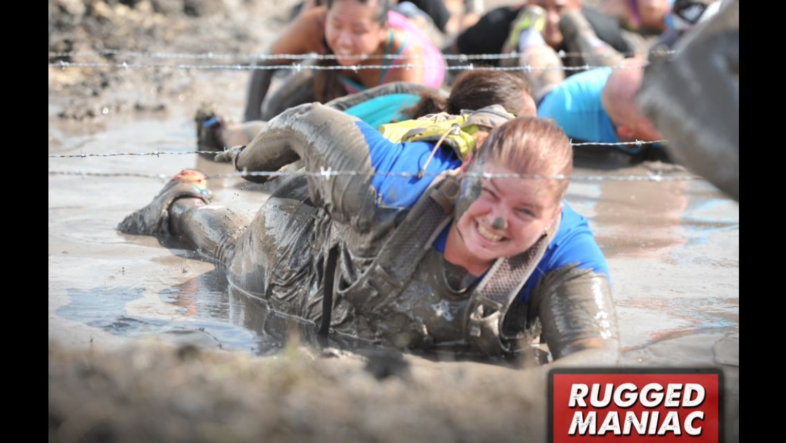 Rugged maniac 2015 Austin Texas