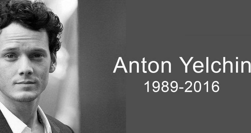 Anton yelchin dead star trek cast celebrities remember