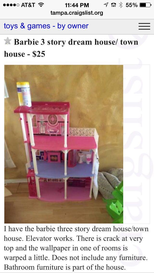 Charmant ... Attractive Crack List Furniture #5   Got This $25 Dream House On  Craigu0027s List.