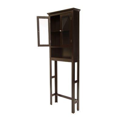 tall espresso brown cabinet | brown cabinets, espresso
