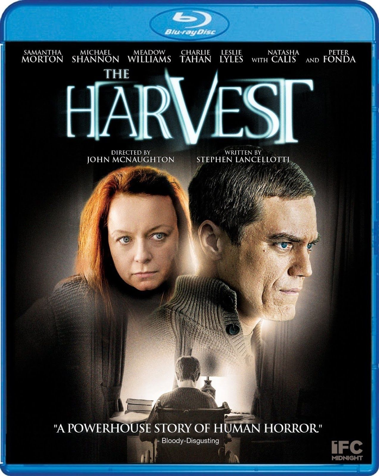 THE HARVEST BLURAY (With images) Blu ray, Blu, Michael