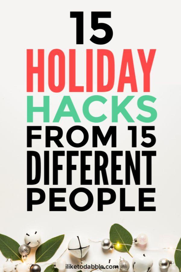 15 Menschen teilen ihre vernünftigen Ferien-Hacks   – Tips to Save Money
