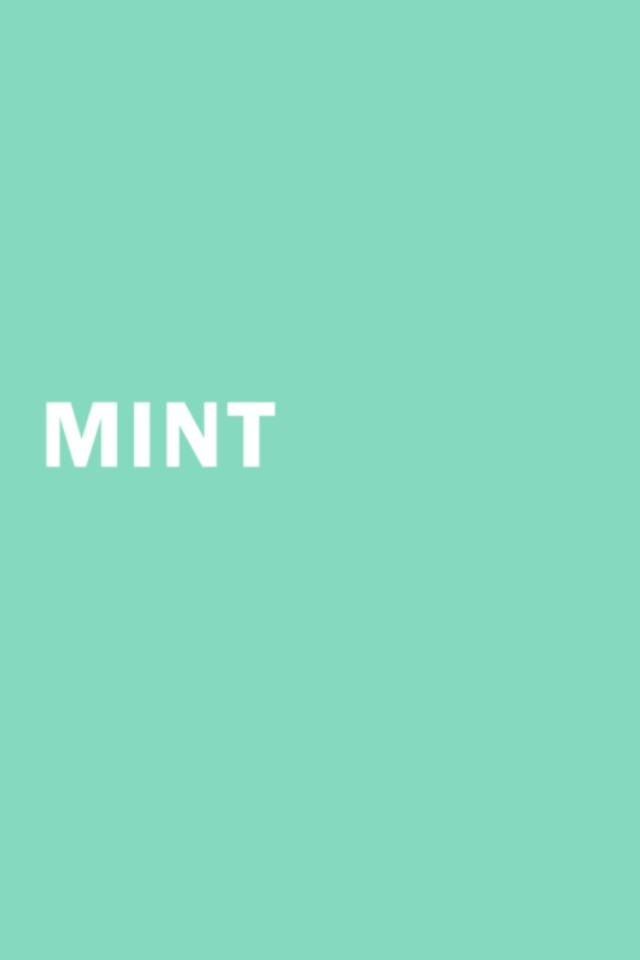 Color Verde Menta Mint Green Color Mint Green Home