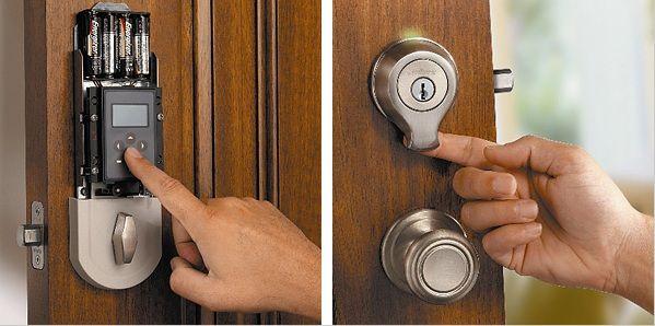 Sliding Front Door Locks - Biometric Front Door Locks | Art Studio ...