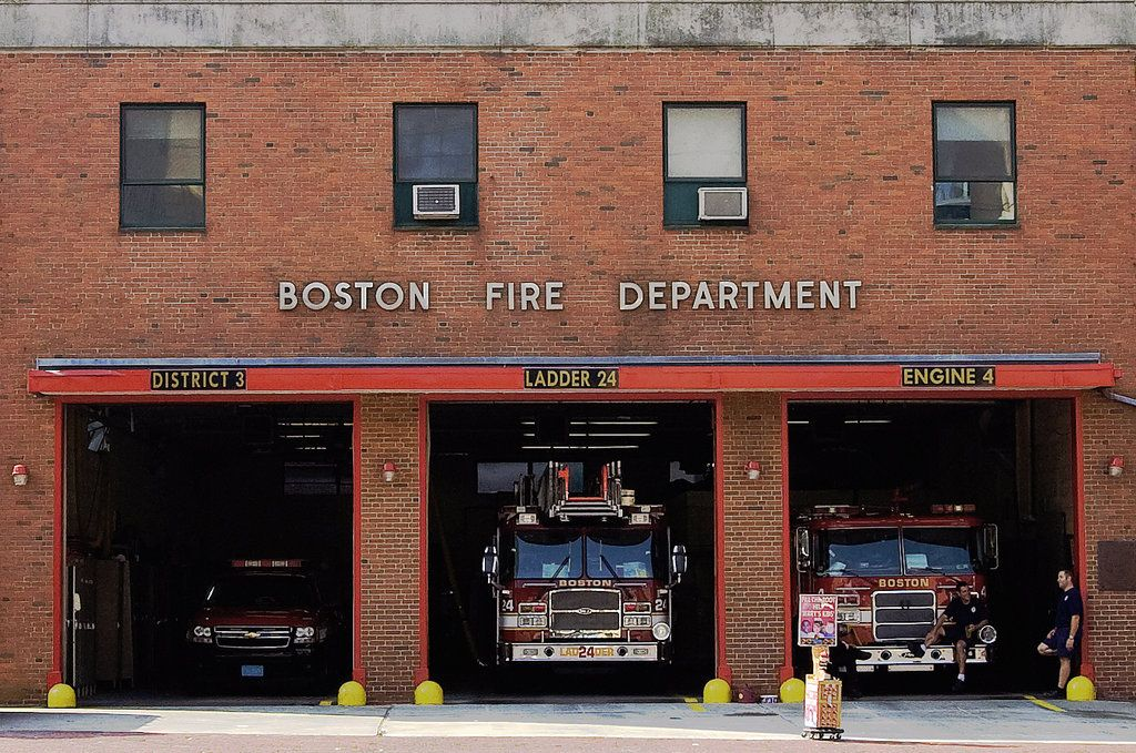 The Boston Sparks A 10 Canteen Truck Who Support Our Members Throughout The State While They Operate At Building Fir Fire Service Fire Trucks Rescue Vehicles