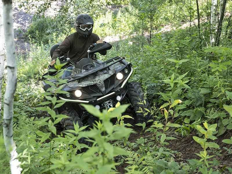 New 2017 Cfmoto CFORCE 500 HO EPS Camo ATVs For Sale in Texas. 2017 CFMoto CFORCE 500 HO EPS Camo, 2017 CFMoto CFORCE 500 HO EPS Camo REDESIGNED ENGINE FOR A WHITE-KNUCKLE RIDE The CFORCE 500 HO EPS is a powerful performer with the torque-laden 500 HO engine that puts out over 15% more HP than the previous 600cc engine. Dare to go further, and ride harder, with this show-stopping 495cc ATV. Features may include: High intensity headlights Integrated rear running lights CVTech drive and driven…