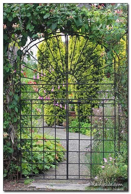 Exciting Garden Entryways Garden Bamboo Structure Beautiful Gardens