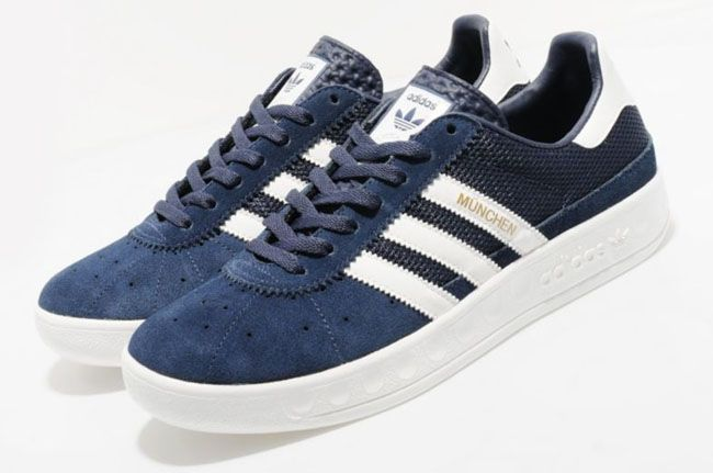 Adidas Navy Re Issue Blue München In qa6rOq