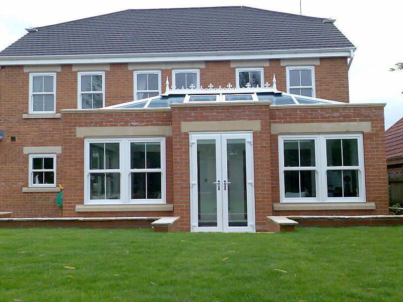 Conservatories From Coral Windows Orangery Pool Houses Roof Lantern