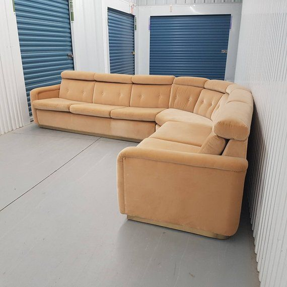 Peachy Milo Baughman Sectional Sofa And Arms Chairs Caraccident5 Cool Chair Designs And Ideas Caraccident5Info