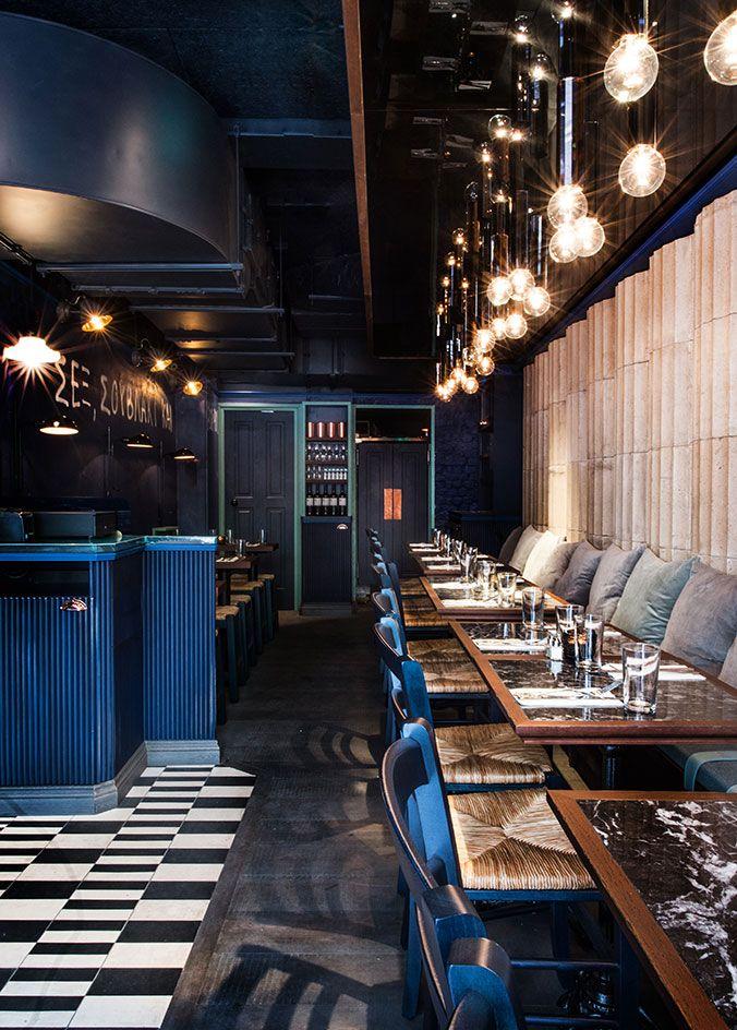 Suvlaki London Uk Luxury Bar Bar Design Restaurant Luxury