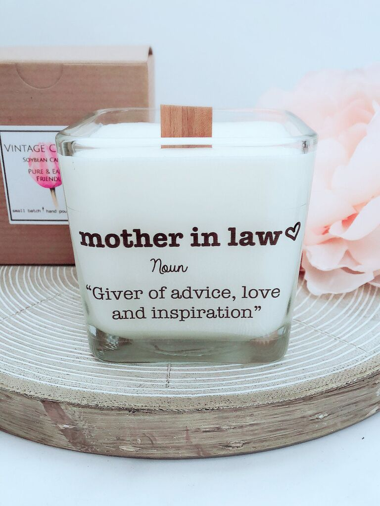 gift ideas for daughter in laws parents