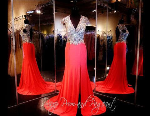 100HS0160640375 NUDE/CORAL / HOMECOMING DRESSES Lawrenceville, GA ...