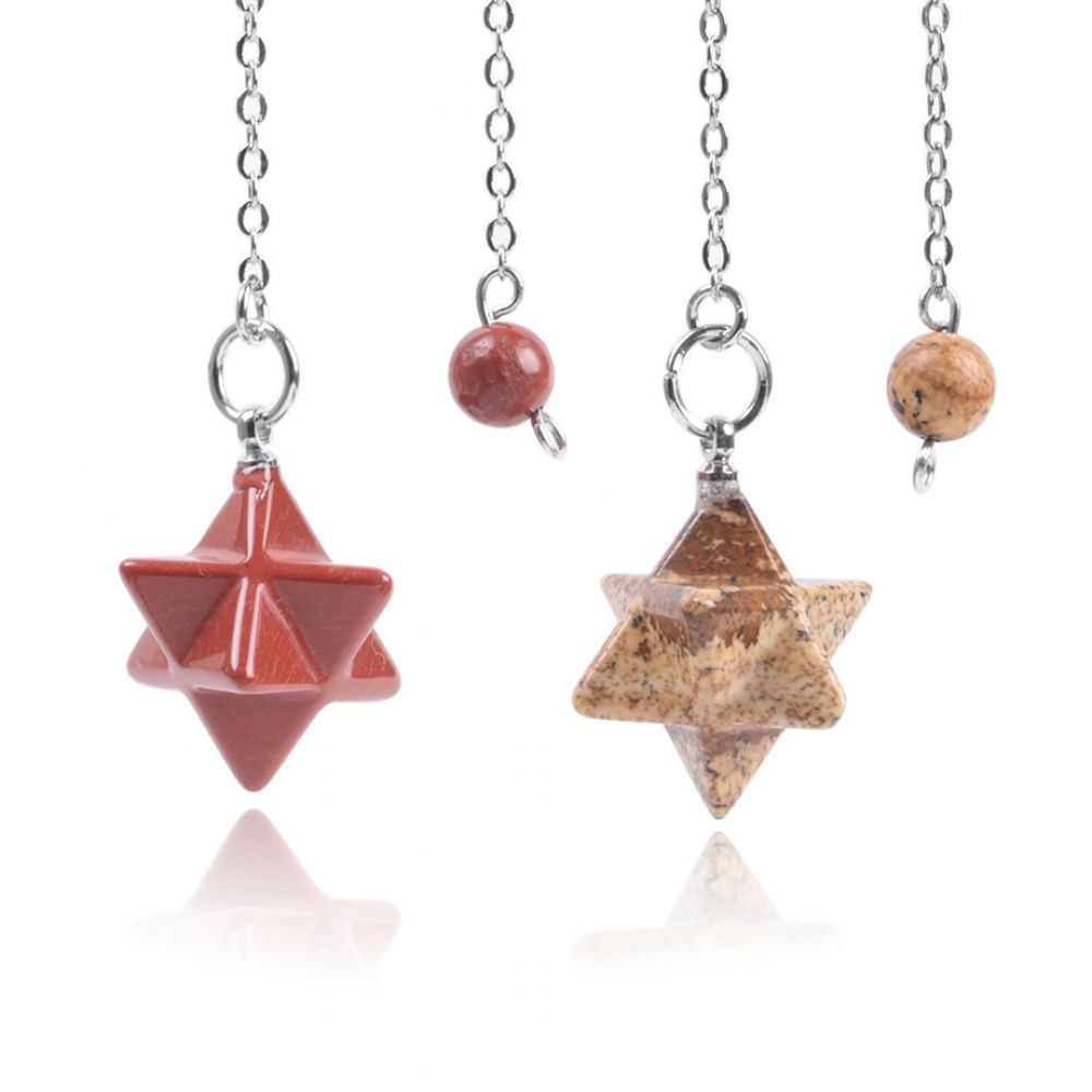 Natural Gemstones Pendulums for Divination in 2019 | Chakra