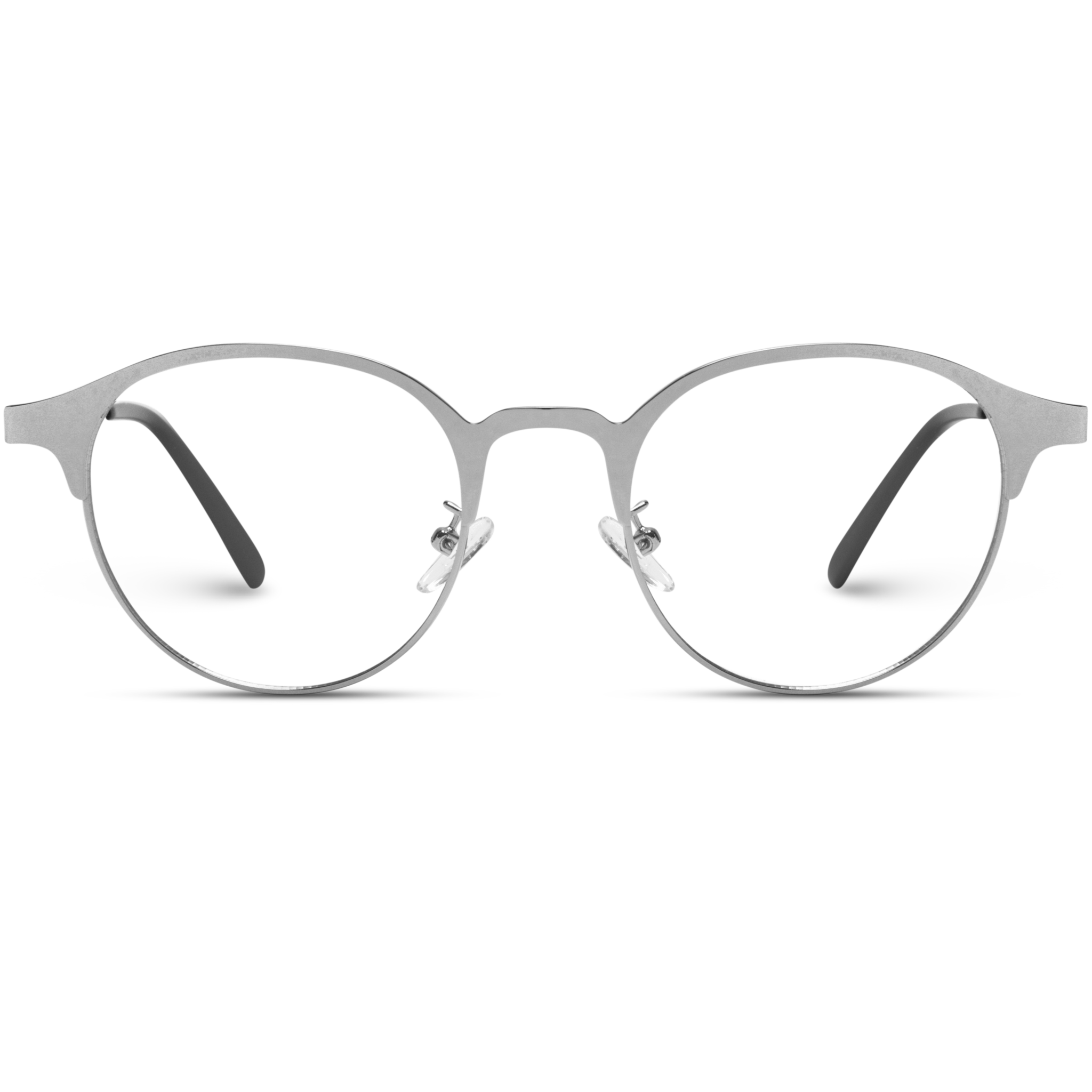 Prescription Round Glasses For Men Silver Frame Metal Eyeglasses Back To School Trends 2019 Retro Glasses Glasses Timeless Sunglasses