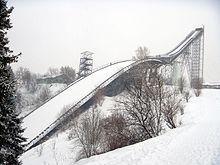 Kirovbakken  Kirov Russland