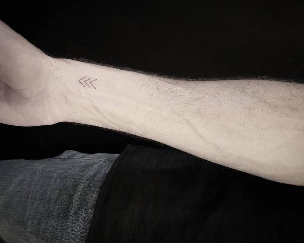 41++ Amazing Arrow tattoo ideas on wrist ideas in 2021