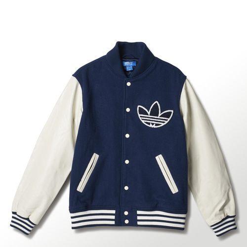 Clothing Pinterest College Giacca Varsity Adidas Nigo TxIB4w1q1