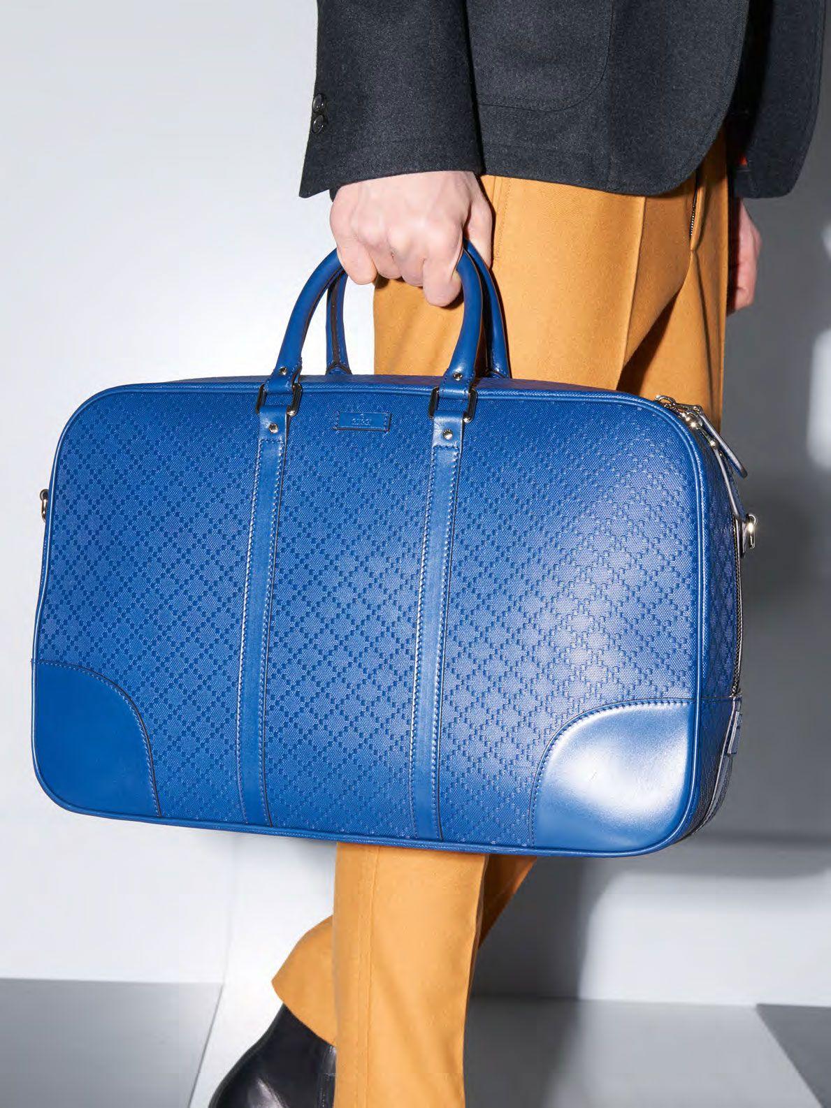 2f23494b269c Gucci Bright Diamante leather duffle bag. www.designerclothingfans.com
