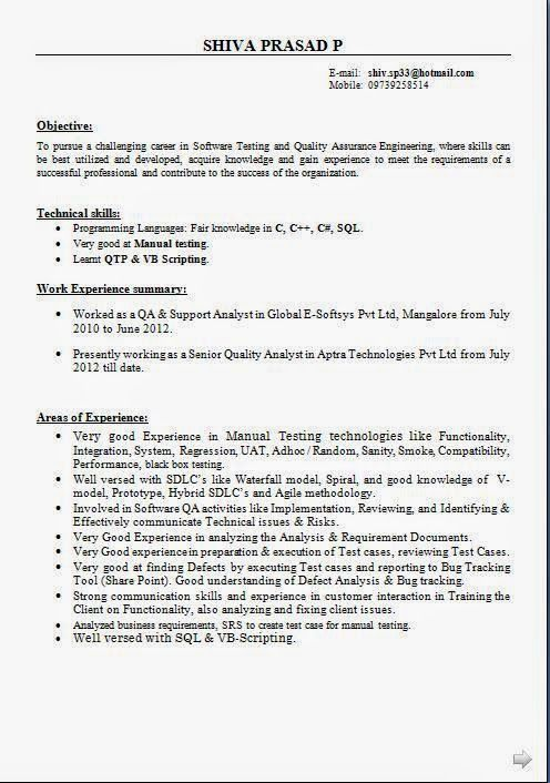 Academic Resume Sample Sample Template Example Ofexcellent