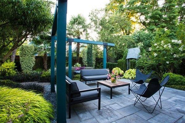 Kleinen Garten Gestalten U2013 Ein Möbel Set Fürs Draußen Ruhe Und Gelassenheit  Genießen