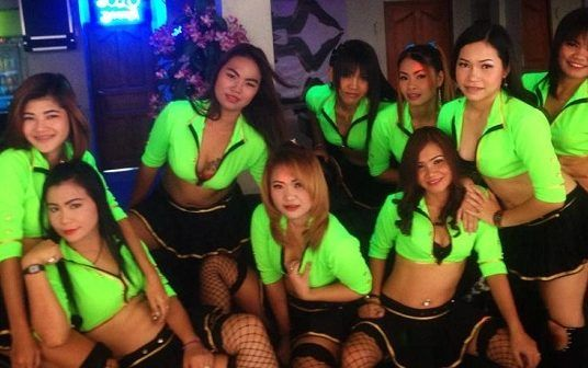 Phayao thailand nightlife