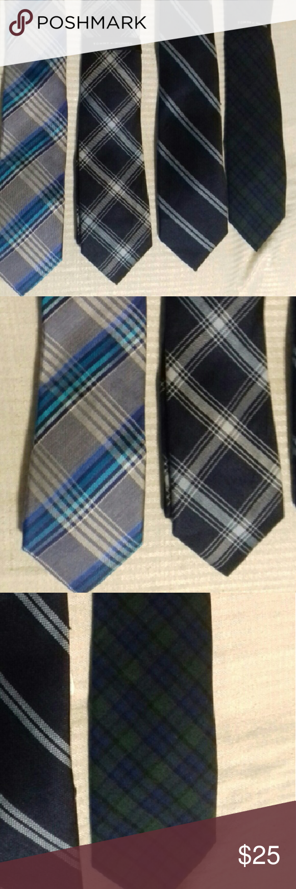 Tie Men's tie by Tommy Hilfiger Tommy Hilfiger Accessories