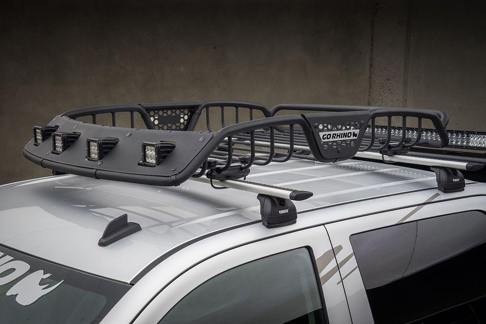 Go Rhino Rhino Roof Racks Roof Rack Truck Accessories