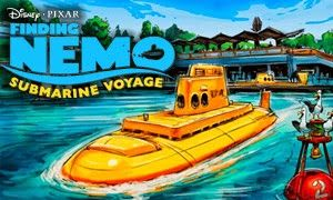 Disney Secret #35: Finding Nemo's Submarine Voyage