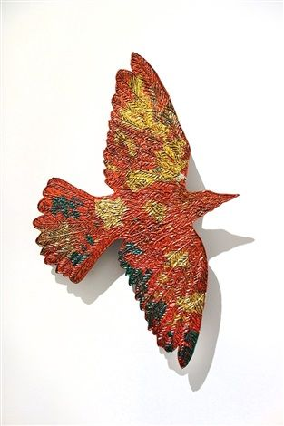 Bird VI by Kiki Smith