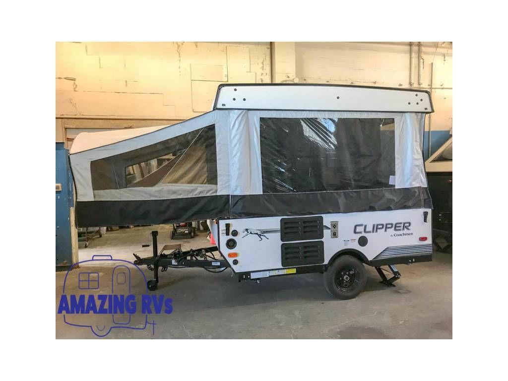 2019 Coachmen Clipper 860qs Rvs For Sale Rv Trader Recreational Vehicles