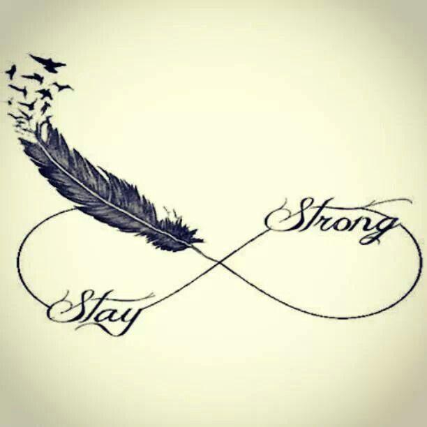 Stay strong tatuajes pinterest - Tatouage stay strong ...